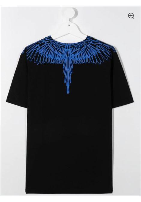 MARCELO BURLON | t-shirt short sleeve | MB11000010NERO