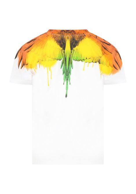 MARCELO BURLON | t-shirt short sleeve | MB11040010BIANCO