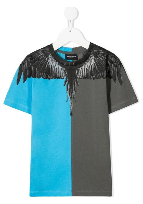 MARCELO BURLON | T-shirt | MB11080010TURCHESE GRIGIO