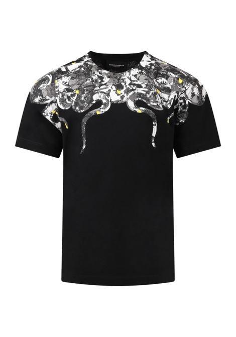 MARCELO BURLON | t-shirt short sleeve | MB11130010NERO