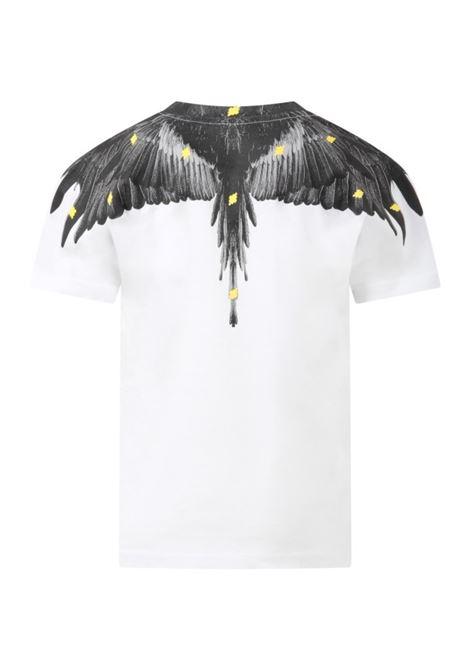 MARCELO BURLON | t-shirt short sleeve | MB11140010BIANCO