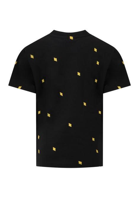 MARCELO BURLON | t-shirt short sleeve | MB11150010NERO