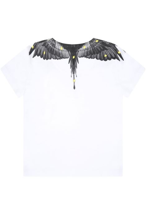 MARCELO BURLON | t-shirt short sleeve | MB14170010BIANCO