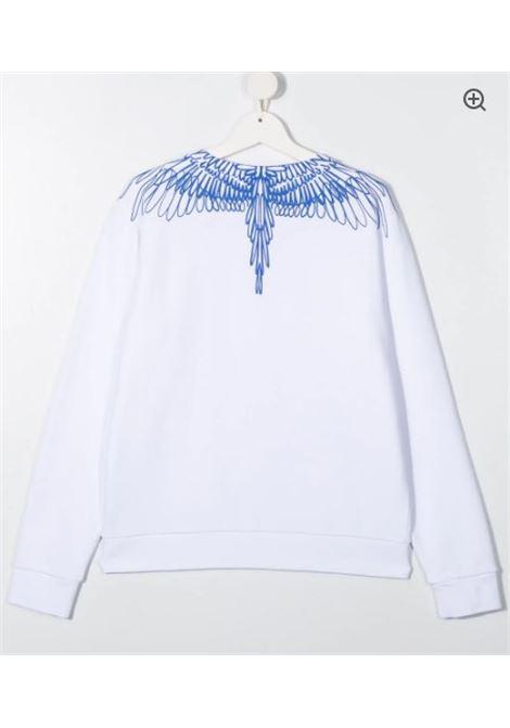 MARCELO BURLON | sweatshirt | MB20000020BIANCO
