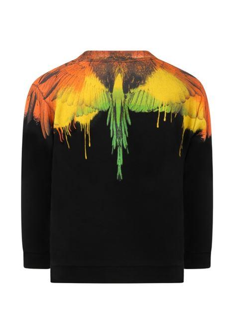 MARCELO BURLON | sweatshirt | MB20040020NERO