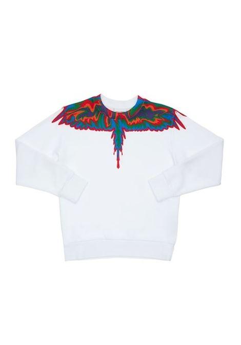 MARCELO BURLON | sweatshirt | MB20060020BIANCO