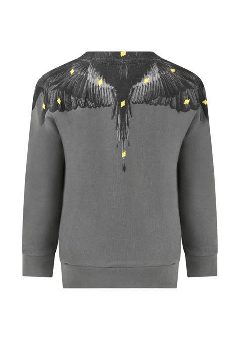 MARCELO BURLON | sweatshirt | MB20110020GRIGIO