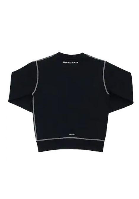 MARCELO BURLON | sweatshirt | MB20140021NERO