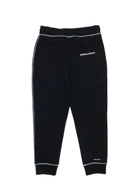 MARCELO BURLON | plushy trousers | MB30020021NERO