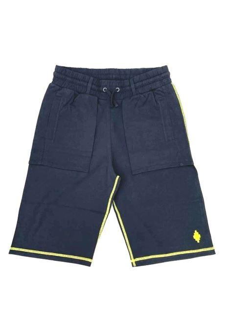 MARCELO BURLON | Bermuda pants  | MB32520010NERO