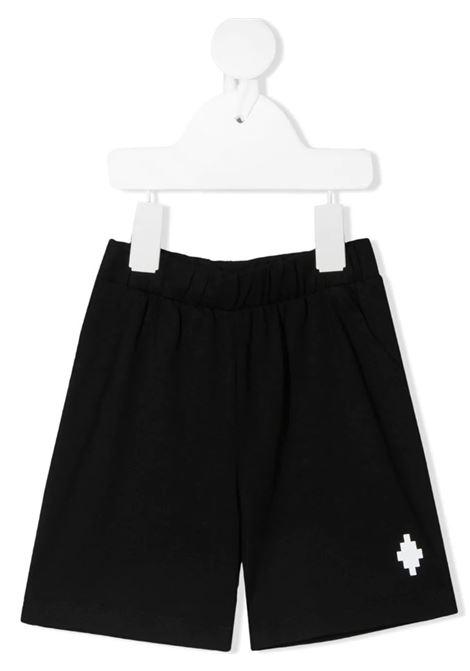 MARCELO BURLON | Bermuda pants  | MB36110010NERO