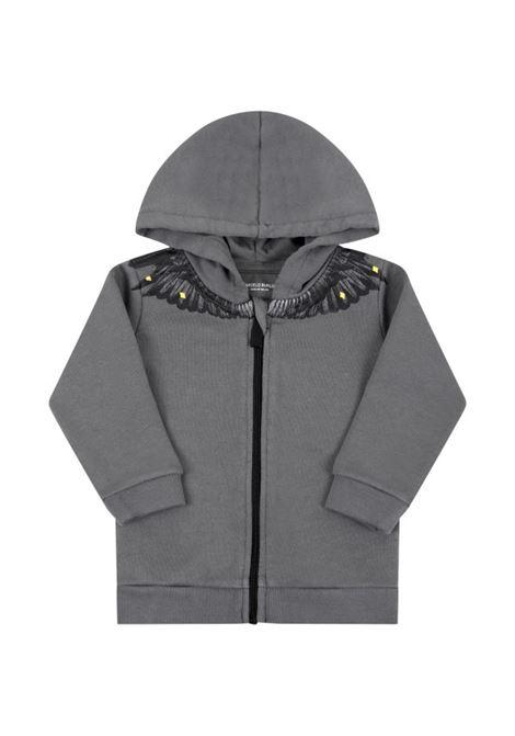 MARCELO BURLON | sweatshirt | MB46090020GRIGIO