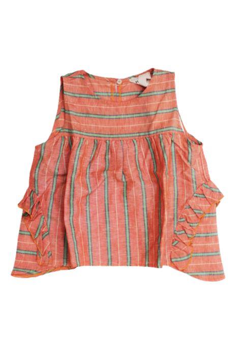 MARIUCCIA MILANO | shirt | MMBSS20T09ARANCIO