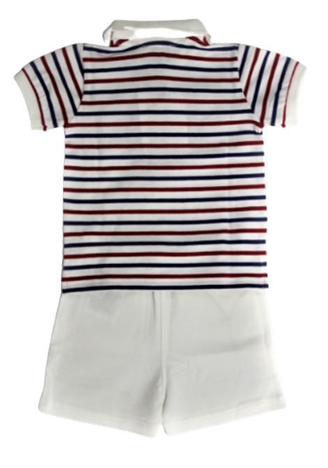 Completo Moncler MONCLER | Completo | 519518802605BIANCO ROSSO