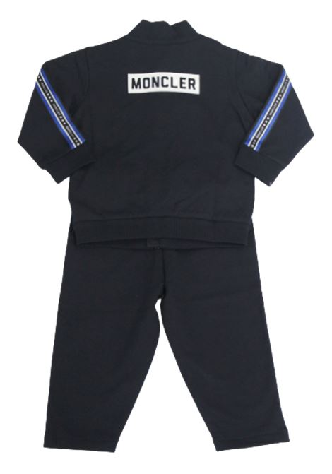 Completo Moncler MONCLER | Completo | E2951881415080996BLU