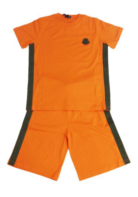 MONCLER | suit | F19548M7072083907ARANCIO