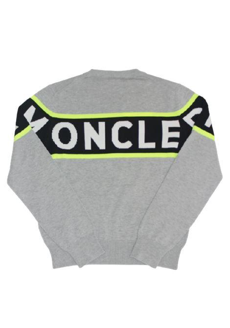 Maglia Moncler MONCLER | Maglia | F19549C70320B9084GRIGO