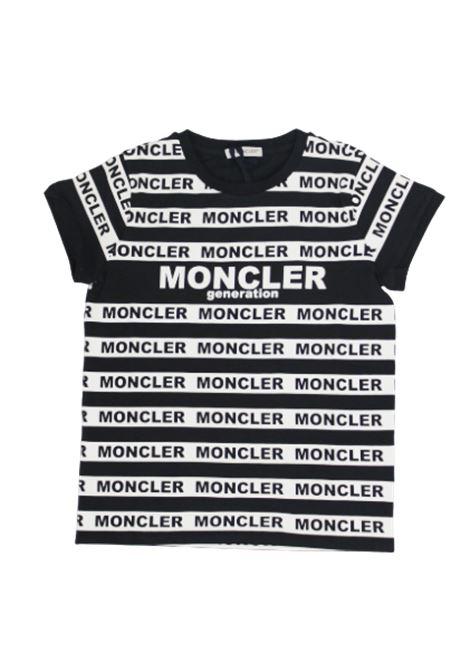T-shirt Moncler MONCLER | T-shirt | F19549C708108790ANERO
