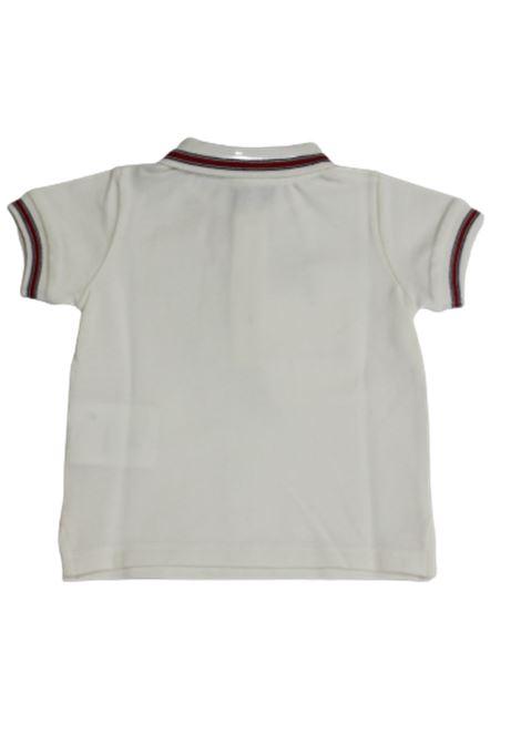 Polo Moncler MONCLER | T-shirt | MON40BIANCO