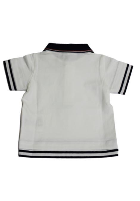 Polo Moncler MONCLER | T-shirt | MON42BIANCO