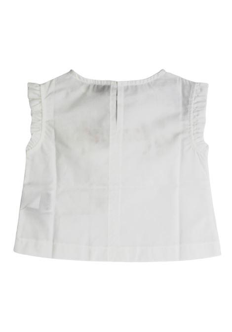 MONNALISA | shirt | 115646AIBIANCO