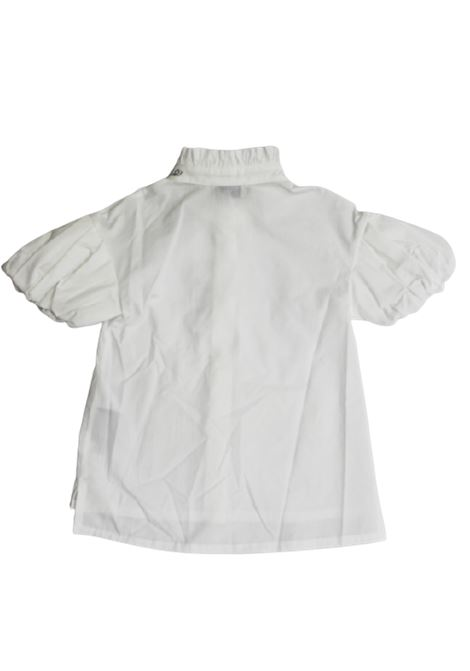 MONNALISA | shirt | 175300A1BIANCO