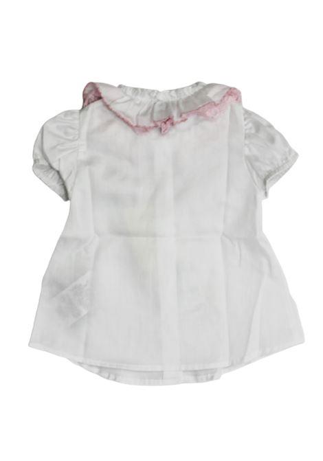 MONNALISA | shirt | 315300A1BIANCO