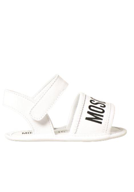 MOSCHINO | sandals  | 67331BIANCO