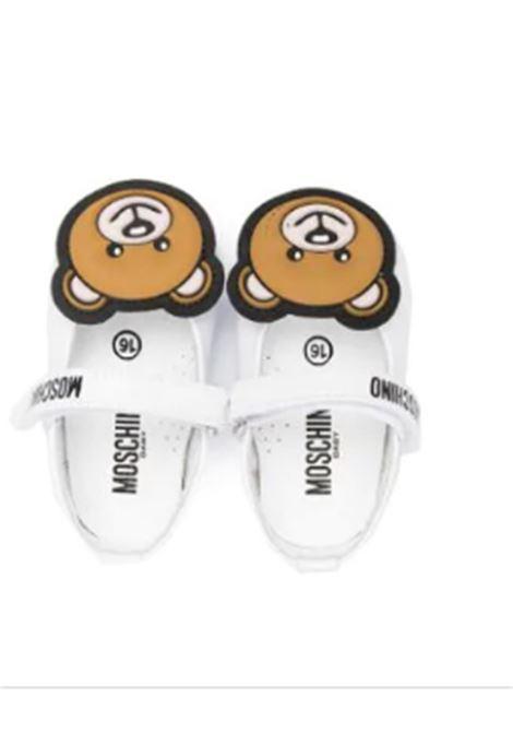 MOSCHINO | sandals  | 67333BIANCA