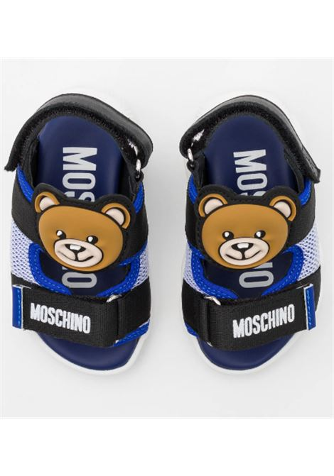 MOSCHINO | sandals  | 67379NERA