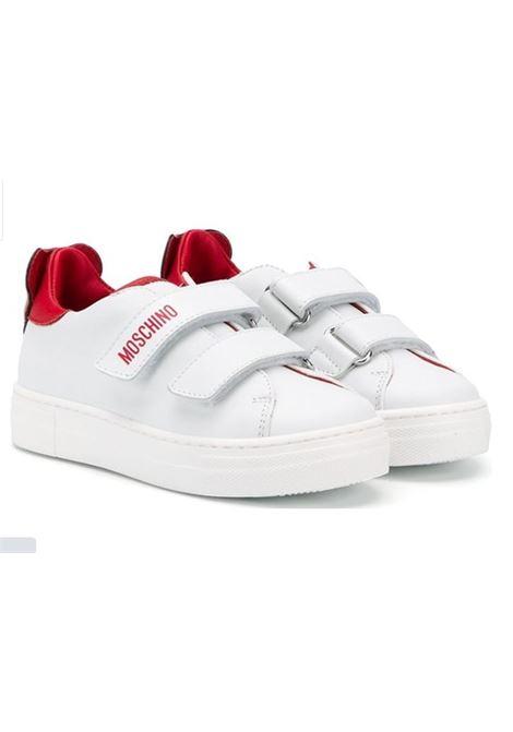 SNEAKERS MOSCHINO MOSCHINO | Sneakers | 67385BIANCA