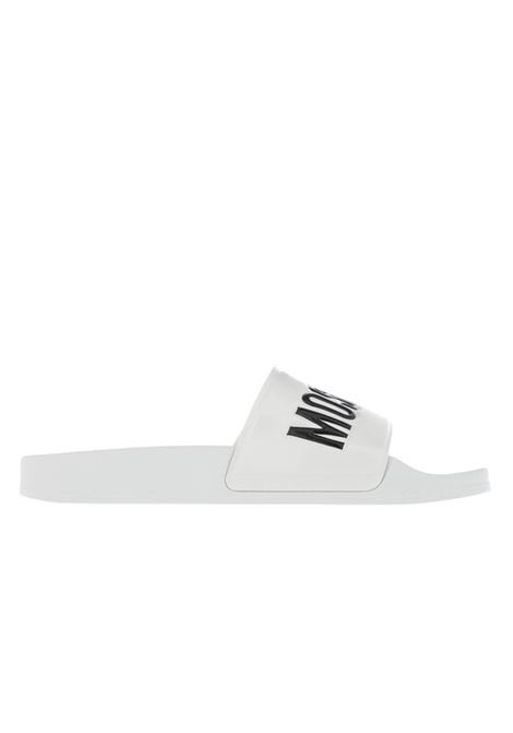 MOSCHINO | slipper | 67526BIANCA