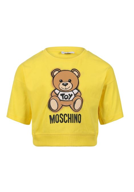 MOSCHINO | suit | HDG004GIALLO BIANCO