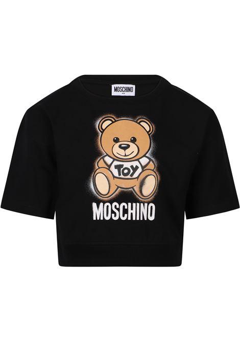 MOSCHINO | suit | HDG004NERO