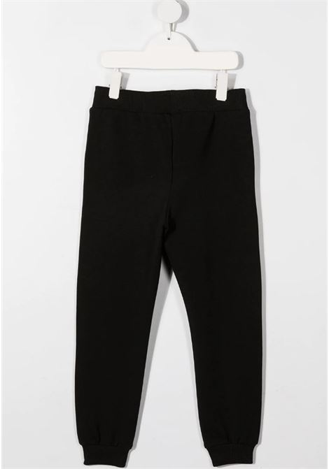 MOSCHINO | trousers | HMP03LNERO