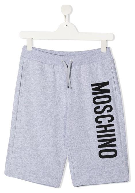 MOSCHINO | Bermuda pants  | HMQ007GRIGIO