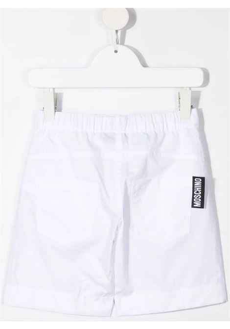 MOSCHINO | Bermuda pants  | HMQ00IBIANCO