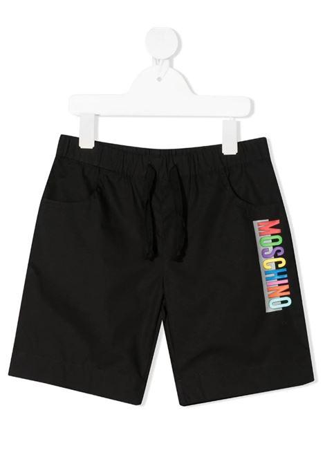 MOSCHINO | Bermuda pants  | HMQ00INERO