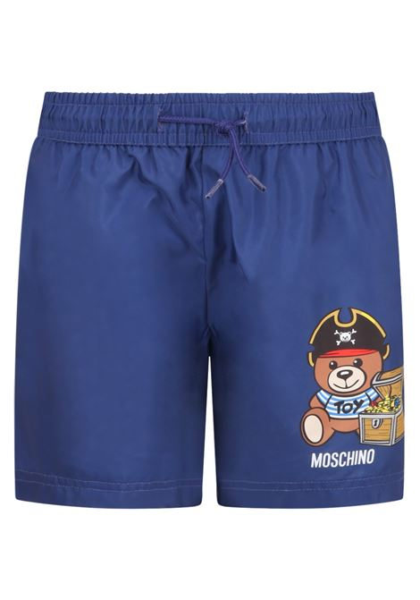 MOSCHINO | swimsuit | HPL010BLU