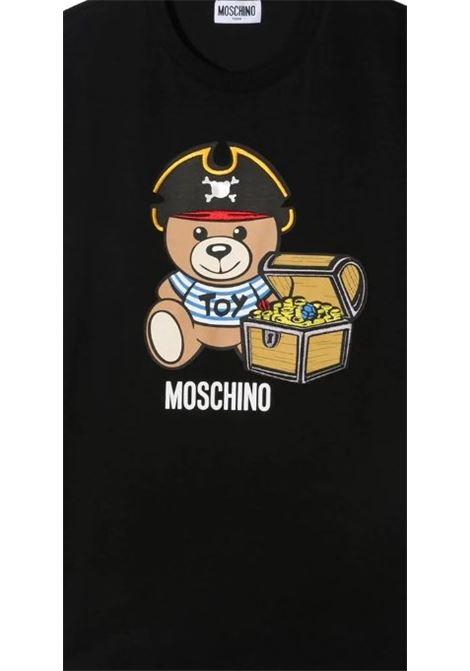 T-shirt Moschino MOSCHINO   T-shirt m/m   HTM02SBLU