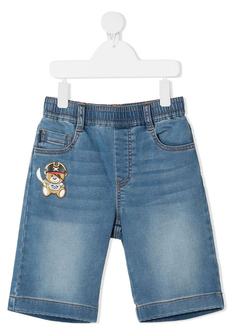 MOSCHINO | Bermuda pants  | HUQ00FJEANS