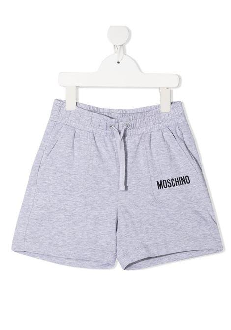 MOSCHINO | Bermuda pants  | HUQ00HGRIGIO