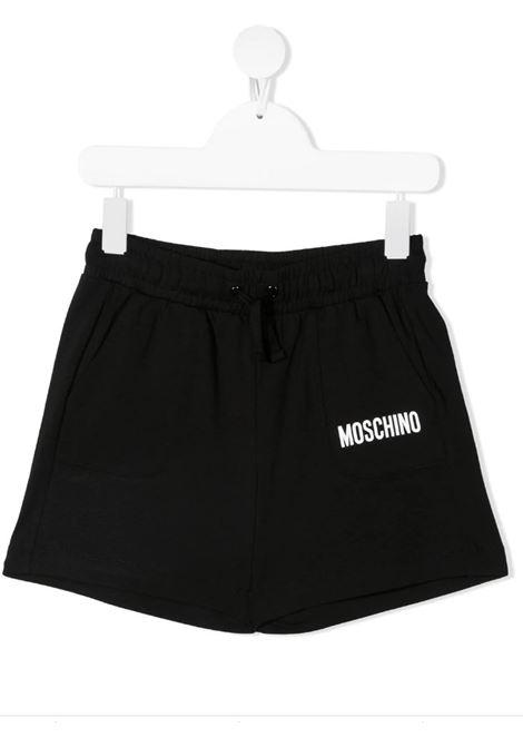 MOSCHINO | Bermuda pants  | HUQ00HNERO