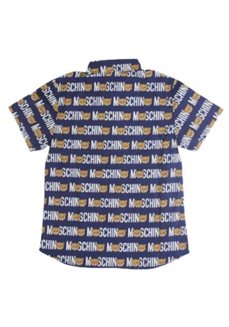 Camicia Moschino MOSCHINO | Camicia | HVK00KBLU FANTASIA