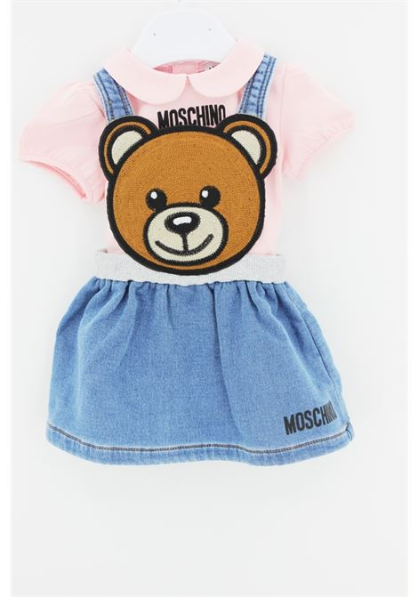 MOSCHINO | suit | MDG008ROSA JEANS
