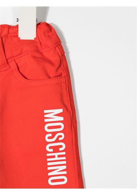 Pantalone Moschino MOSCHINO | Pantalone | MPP02MROSSO