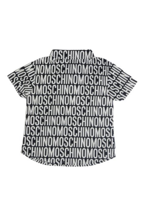 MOSCHINO | shirt | MUC018NERO FANTASIA