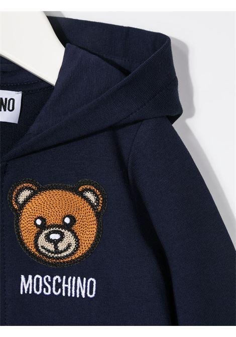 Felpa Moschino MOSCHINO   Felpa   MUF03MBLU