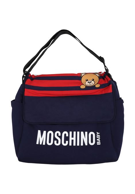MOSCHINO | Nursery bag  | MUX03DBLU