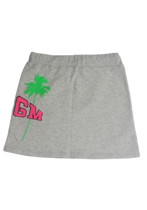MSGM   skirt   022076GRIGIO
